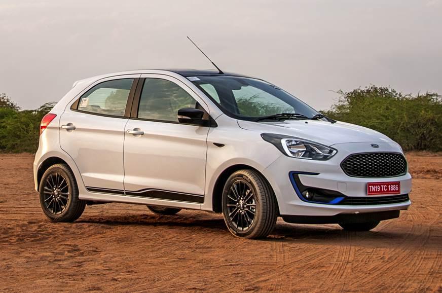 Chiếc ô tô Ford mới giá từ 172 triệu đồng vừa trình làng