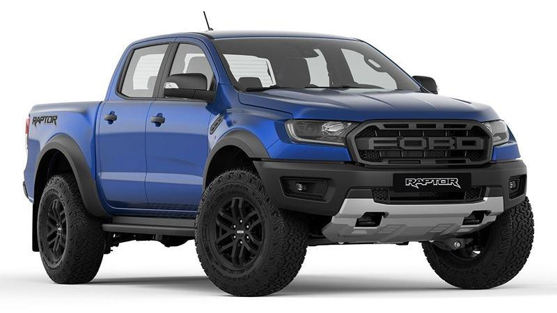 Ford Ranger Raptor 2021